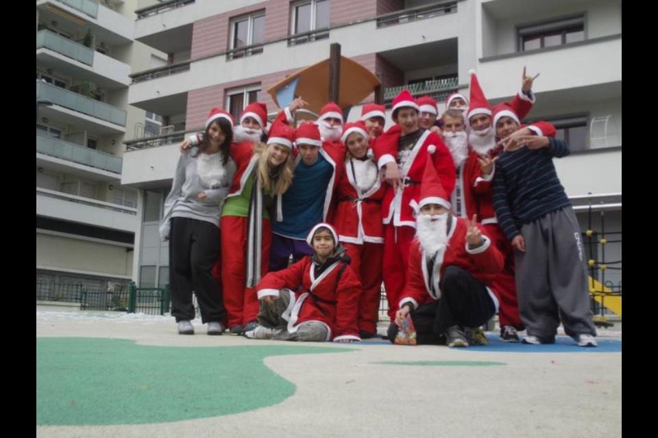 Session Noël 2011
